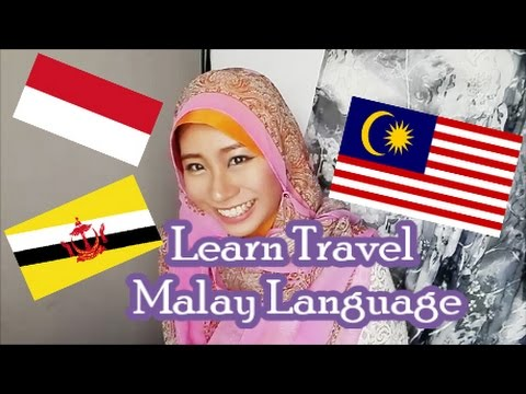 Learn Travel Malay Language 学习馬來語
