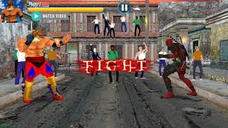 Ultimate King Fighter: Death Match / Android Game / Game Rock