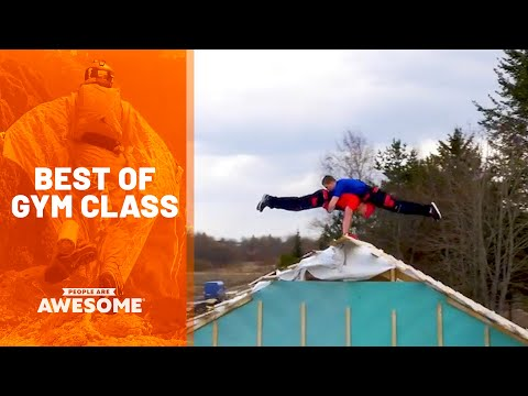 Amazing Gymnasts | People Are Awesome