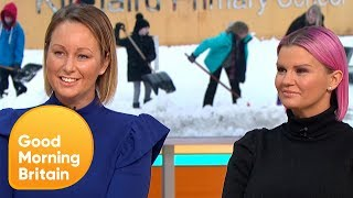 Should Schools Shut for Snow?   Good Morning Britain