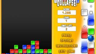Super Collapse! Game Play