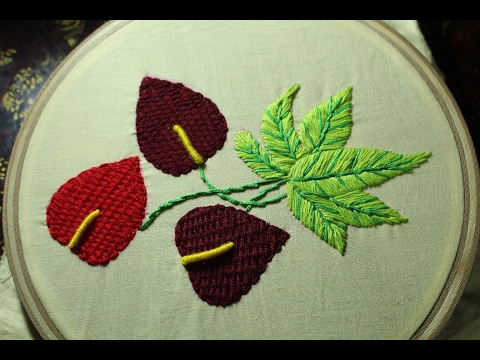 hand-embroidery-designs-|-checkered-stitch-|-stitch-and-flower-114