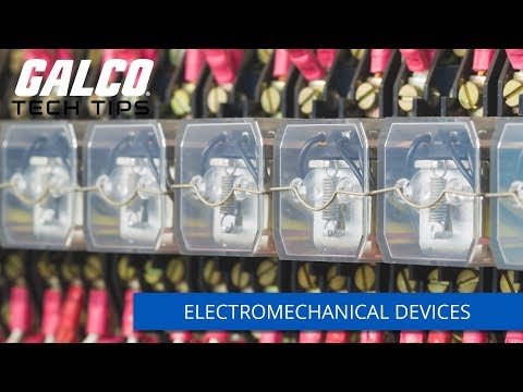 Electromechanical Devices - A Galco TV Tech Tip