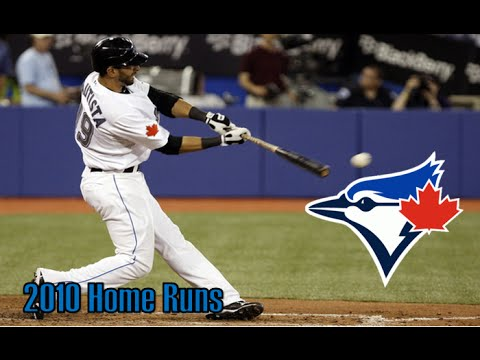 Jose Bautista | 2010 Home Runs