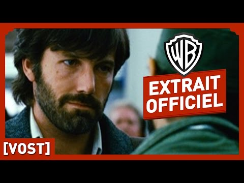 "ARGO - Extrait Officiel ""Hollywood"" - Ben Affleck / Bryan Cranston / John Goodman"