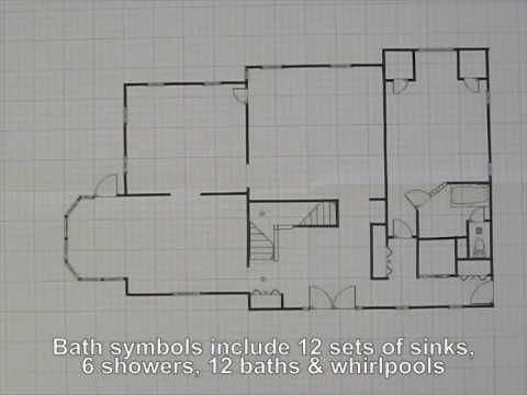 Home Quick Planner: Design Your Own Floor Plans For Decorating, Remodeling  U0026 Building Projects   YouTube