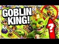 The GOBLIN KING is IN Clash of Clans! Clash of Clans Christmas Update Talk