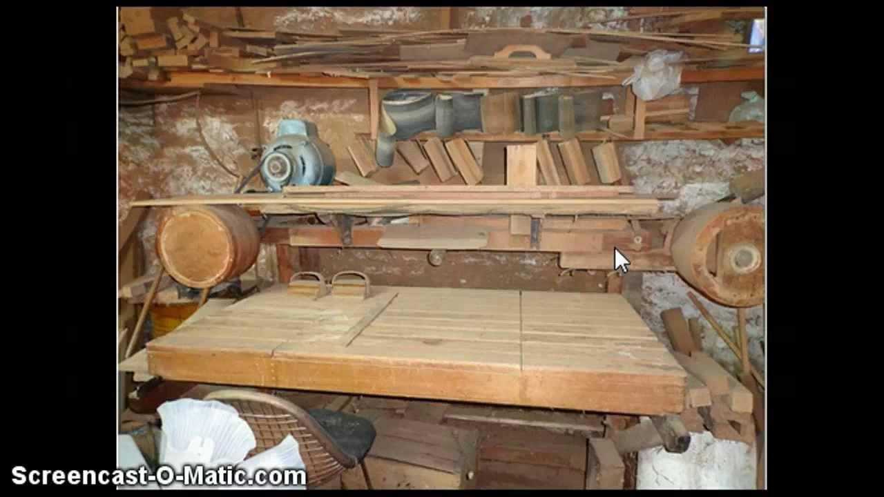 My screencast visita fabrica taller carpinterias youtube - Carpinterias de madera en valencia ...