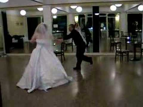Cher Swing Dancing In Her Wedding Dress Youtube