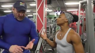 видео Фитнес тренировки в Москве