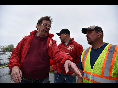 USACE Supports New York Flood Efforts