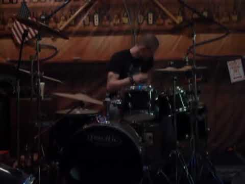 My son Beeg playing a solo on the drums - YouTube