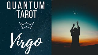 Virgo - Life is going to become SO MUCH different than you EVER expected! - Entanglement Tarotscope