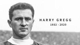 Harry Gregg Obe | Manchester United