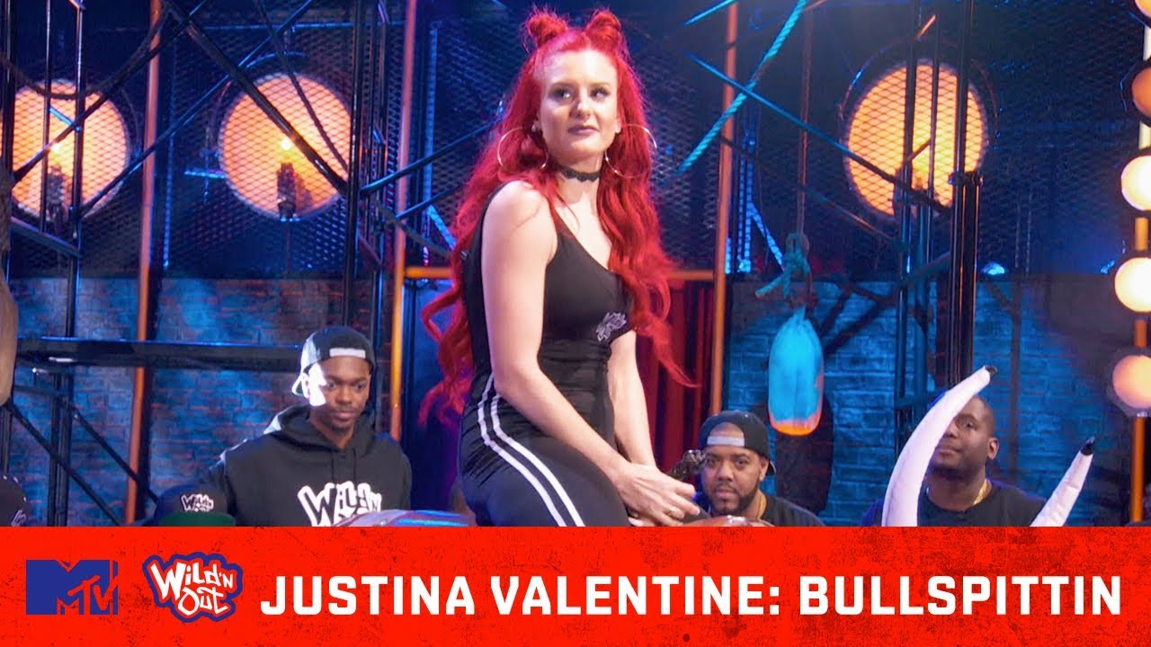 Justina Valentine Is the Queen 👑 Of Bullspittin 💦 | Wild 'N Out | MTV
