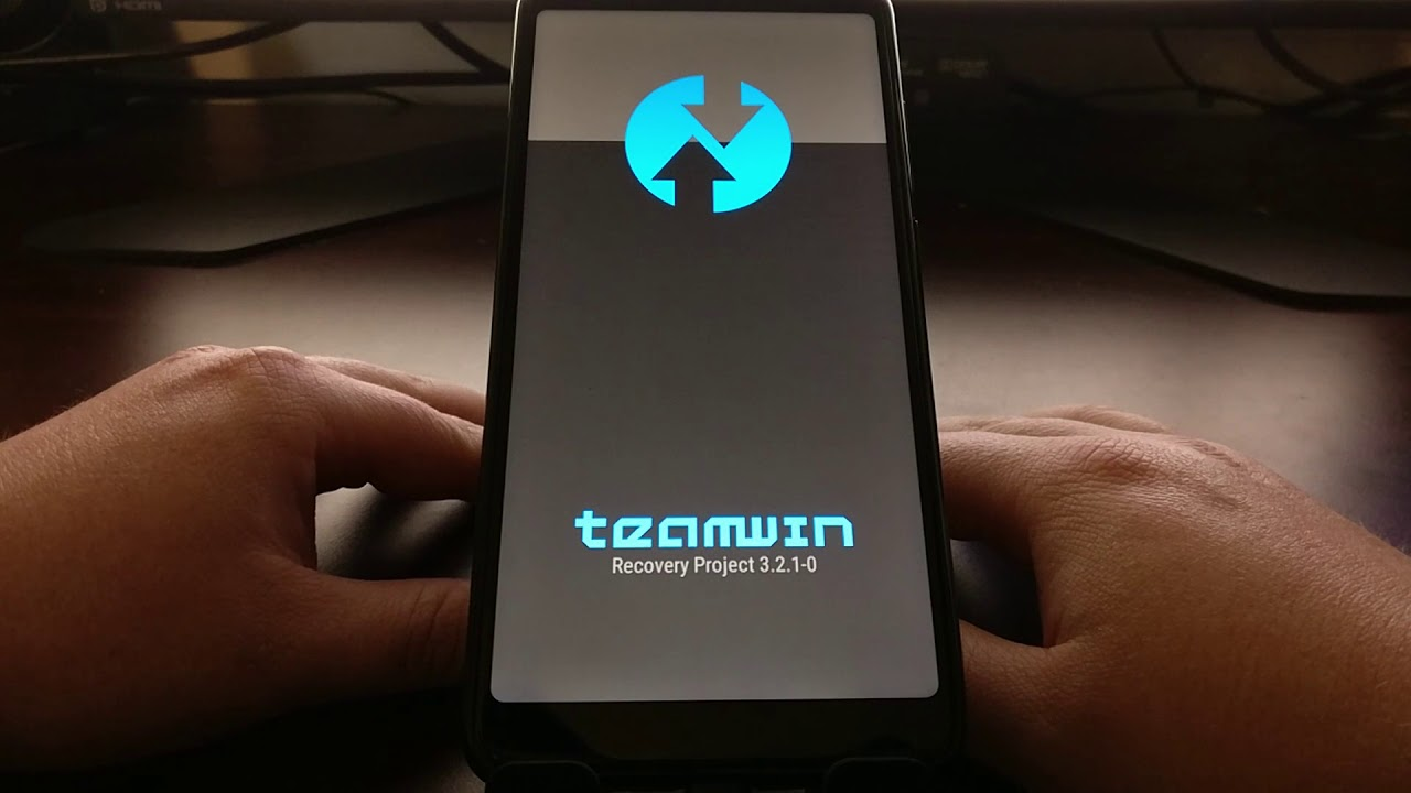 Redmi Note 5 | Installing TWRP Custom Recovery