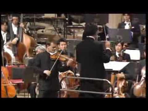 Berg Violin Concerto 2nd Movement (1/2)