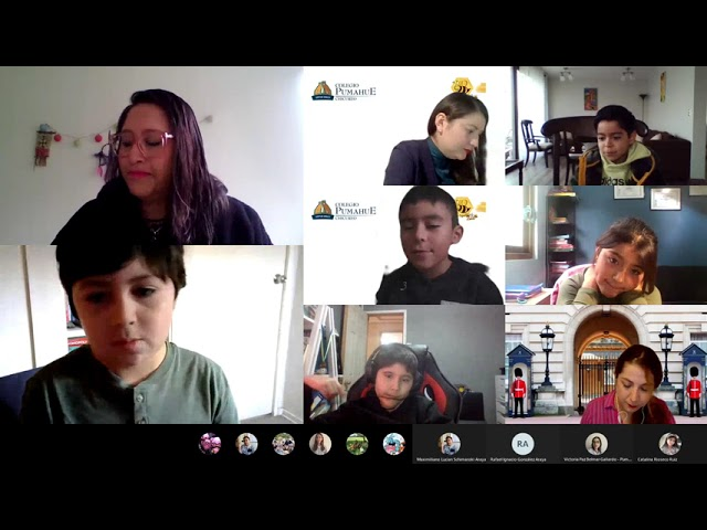 Spelling Bee 2021 - Pumahue Chicureo