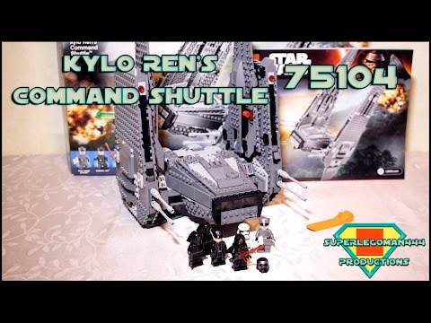 Lego Star Wars 75104 Kylo Ren's Command...