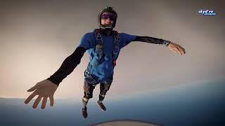 Skydive Switzerland – boys take a break