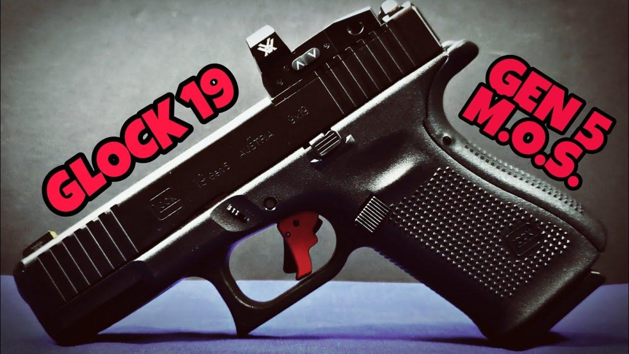 Glock 19 Gen 5 M.O.S.: The complete Glock?