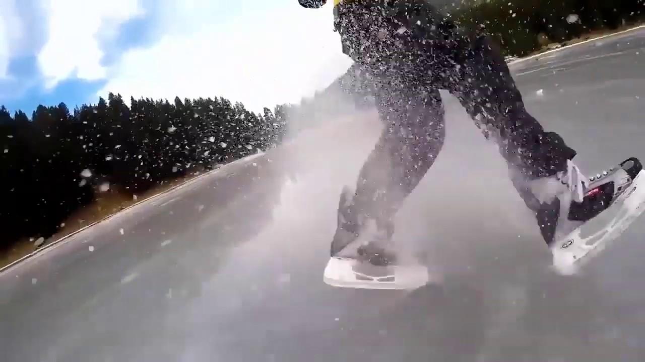 شاهد متعة التزلج بجميع انواعه| أجمل وأروع مقاطع التزلج روووعة| HD