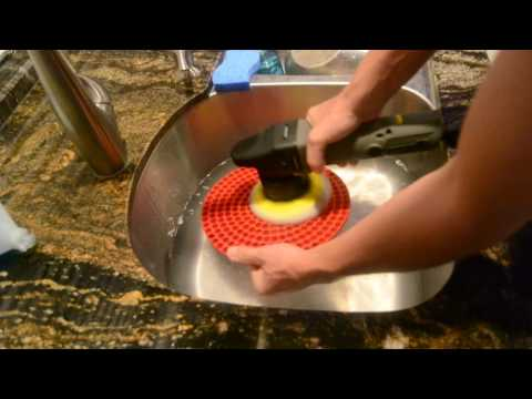 DETAILING TIPS AND TRICKS: HOW TO CLEAN BUFFING AND POLISHING PADS SAVE TIME AND MONEY