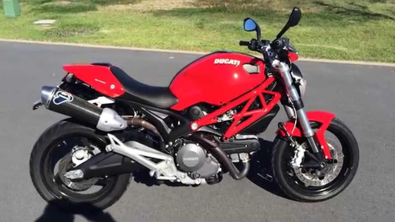 Ducati Monster  Youtube
