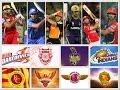 IPL Season 9 2016 All Team Player List & Schedules (100% Confirmed)