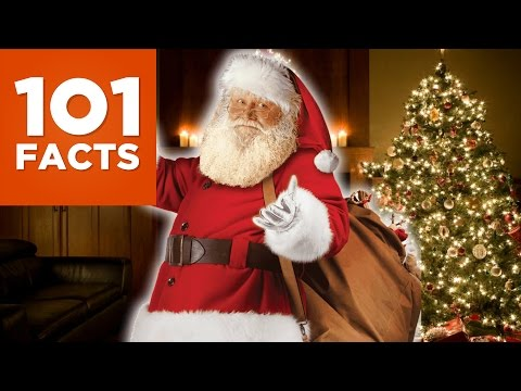 101 Facts About Christmas