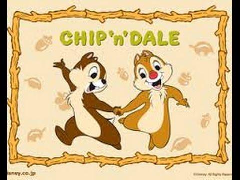 phim hoạt hình Chip and Dale 2015