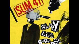 Sum 41 Welcome to Hell [LIVE]