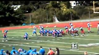 Blind Football Player Gets Shot To Play At Tulane University