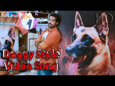 Doggy Style - Lyric Video | Naaigal Jaakirathai | Sibi Sathyaraj | Tamill | HD Video