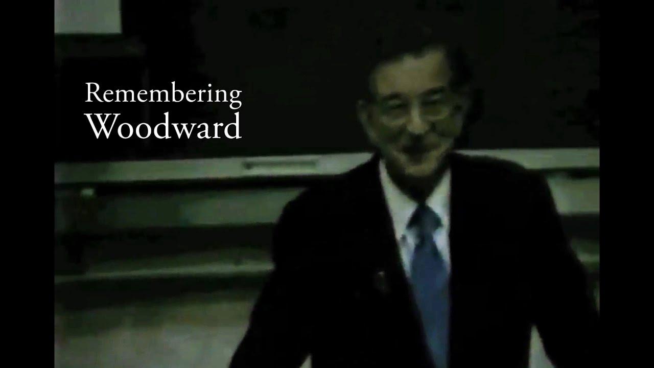 Remembering organic chemistry legend Robert Burns Woodward | April