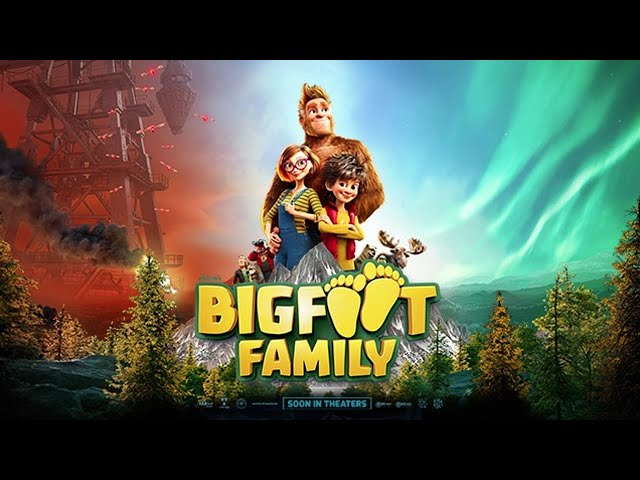 nWave - Bigfoot Family - Official Trailer