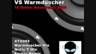 Nutty T vs Warmduscher - 10 Kleine Bassdrums 2009 (Nutty T Mix)