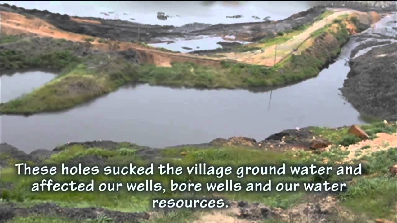 221bed33b39 Black Life  Impact of Coal Mining in Jharsuguda - YouTube