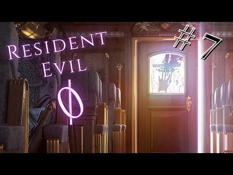 Resident Evil 0 Part 7 Bad Bathroom! |