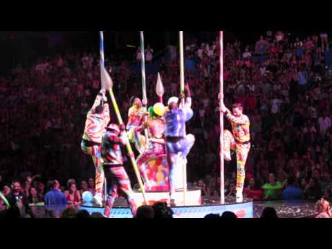 "Katy Perry ""Birthday"" Live from Tampa Bay Times Forum 6-30-2014"