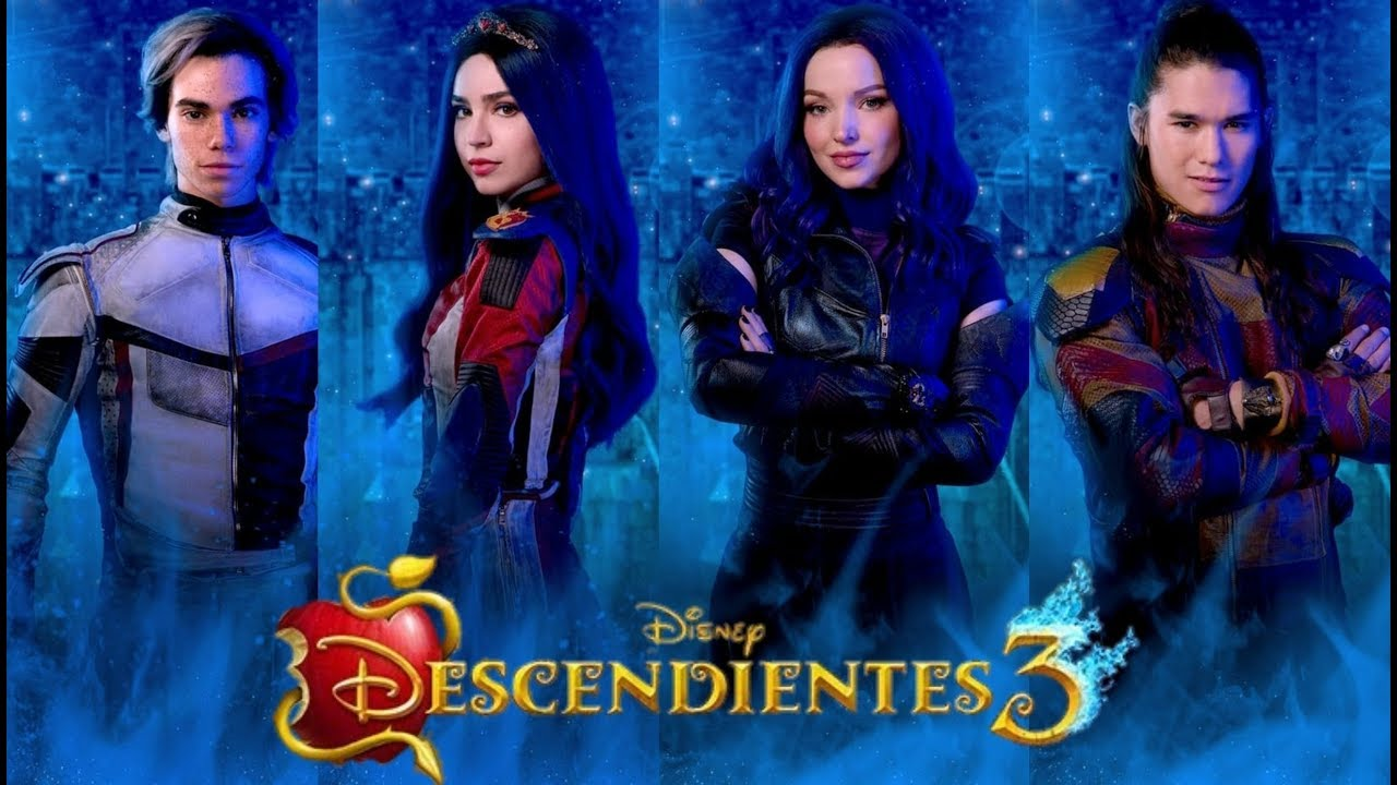 Wallpapers Vks Descendientes 3 L Descendants 3 Vks Wallpapers Links