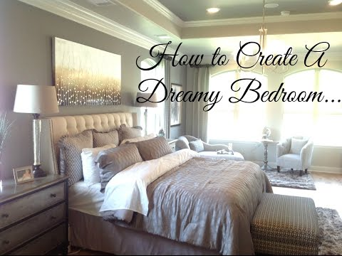 """Creating A """"Dreamy"""" Master Bedroom Suite"""