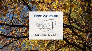 FRPC  September 12, 2021