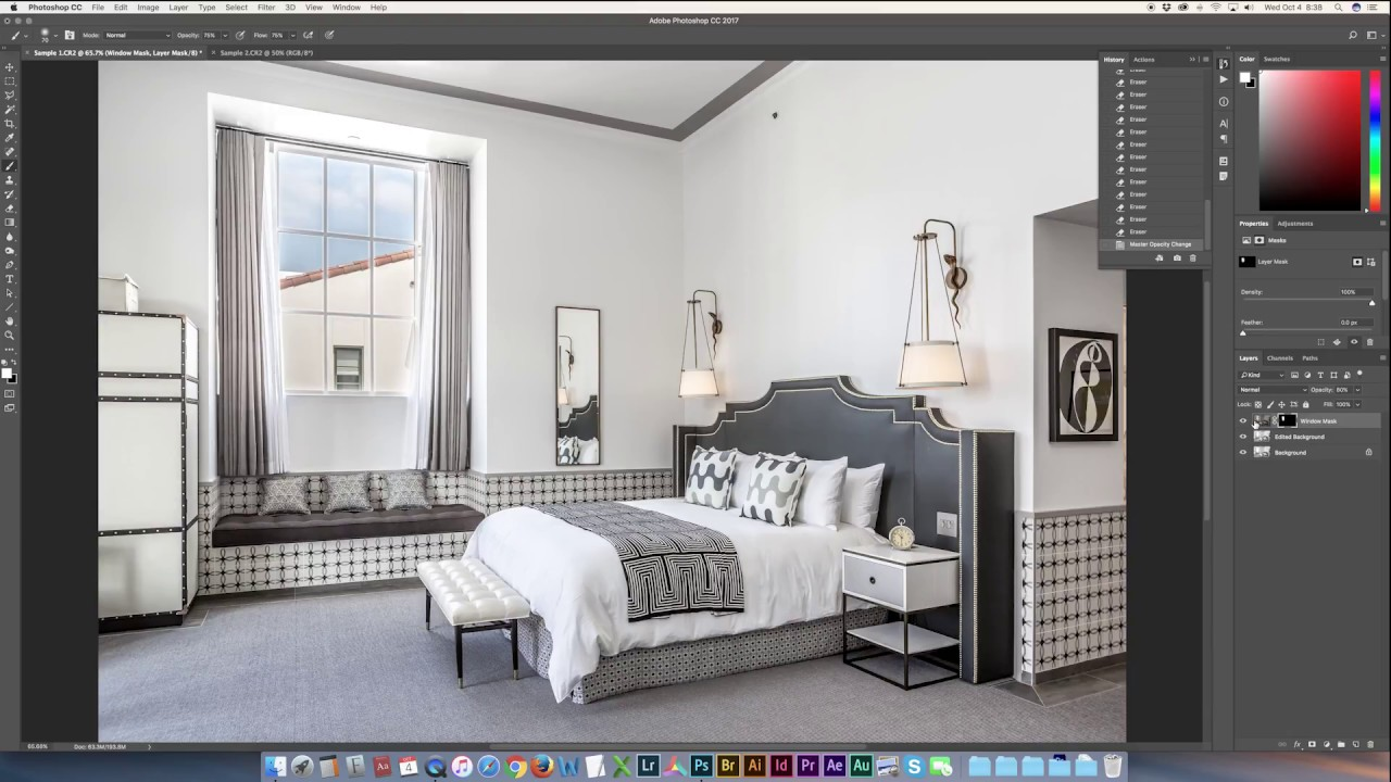 How To Edit Interior Photos Youtube