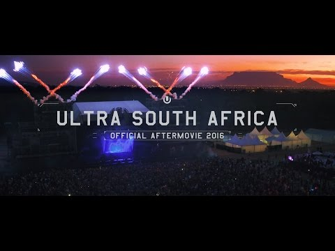 Ultra South Africa 2016 Aftermovie (4K)