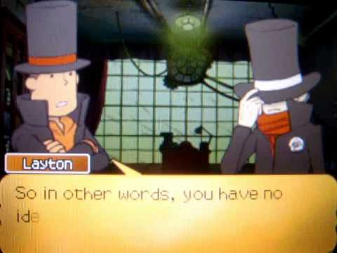 Download professor layton and the lost future part 6 the future layton Screenshots