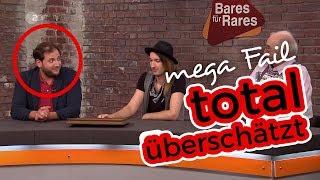 MEGA FAIL - Total überschätzt bei Preis für Gemälde - Bares für Rares