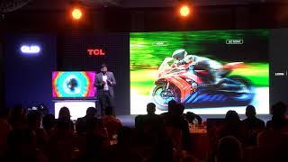 TCL QLED TV & AI TV (2018) Launch Supercut | Digit.in