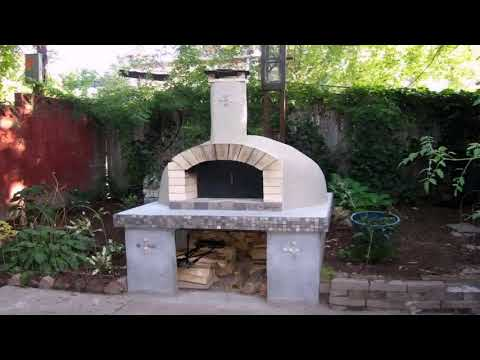 How To Build Outdoor Wood Burning Fireplace