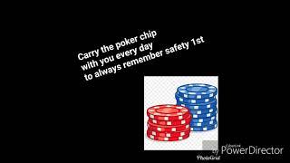Mattoon Center Poker Chip Safety Video